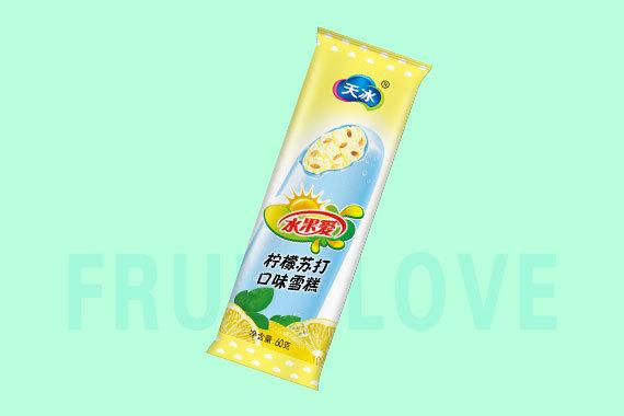 水果愛 檸檬蘇打口味