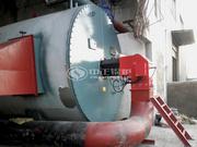 河南順祥800萬大卡YQW系列導熱油鍋爐項目