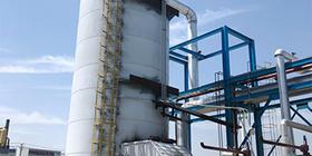 解決紅海化工1500萬大卡導熱油鍋爐燃燒器不穩的故障問題