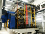 沈陽第三熱力91MW、70MW DHL系列角管式熱水鍋爐項目