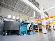 國環置業29MW SZS燃氣熱水鍋爐項目