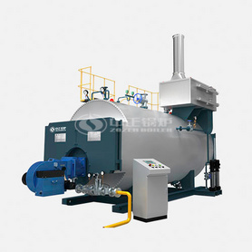 WNS系列燃氣(油)蒸汽鍋爐