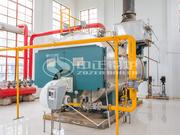 6噸WNS冷凝式燃氣蒸汽鍋爐項目(商丘市第一人民醫院)