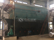 10吨SZL系列乐虎游戏官网项目(易立科技)