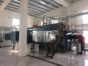20噸SZS冷凝式燃氣蒸汽鍋爐項目(克明面業)