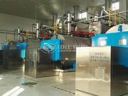 7MW WNS系列燃气热水锅炉项目(中国石化北京设计院)