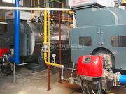 2吨WNS冷凝式燃气蒸汽锅炉项目(萧县人民医院)