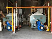 4吨WNS系列冷凝式燃气蒸汽锅炉项目(盛溪印刷包装)