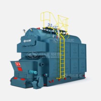 DZL系列燃煤热水锅炉