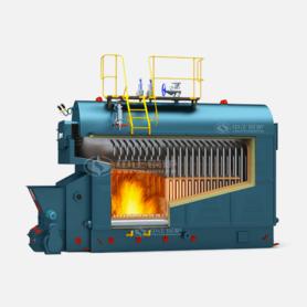 DZL系列生物質蒸汽鍋爐