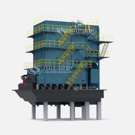 SHL系列散裝鏈條爐排蒸汽鍋爐