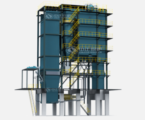 SHX系列循环流化床蒸汽锅炉