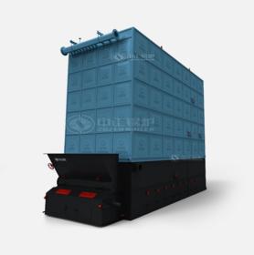 YLW系列燃煤臥式導熱油鍋爐