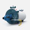 YQW系列燃氣(油)臥式導熱油鍋爐