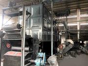 赣南烟叶15吨SZL系列燃煤蒸汽锅炉项目