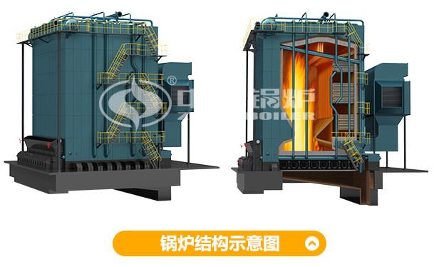 DHL燃煤蒸汽锅炉