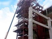 贛鋒鋰業35-50噸DHX系列循環流化床鍋爐項目
