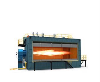 SZS系列燃气过热蒸汽锅炉
