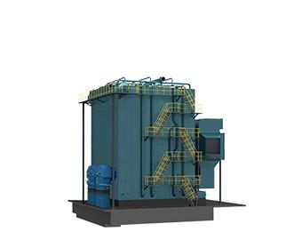DHS系列中温中压燃气蒸汽锅炉