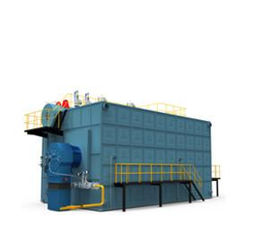 SZS系列燃油/燃气饱和蒸汽锅炉