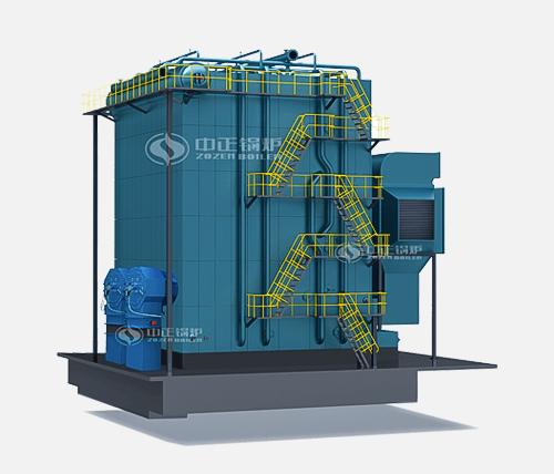 DHS角管燃氣鍋爐