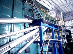 口子酒業20噸SZL系列燃煤蒸汽鍋爐項目