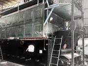 石羊集團6噸SZL系列燃煤蒸汽鍋爐項目