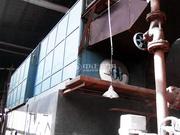 紹興龍洋印染15噸SZL系列生物質蒸汽鍋爐項目