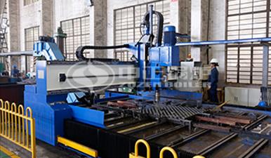 SHL系列燃煤蒸汽锅炉
