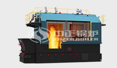 SZL系列燃煤热水锅炉展示图