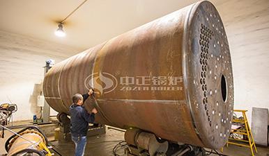 SZL系列生物质热水锅炉