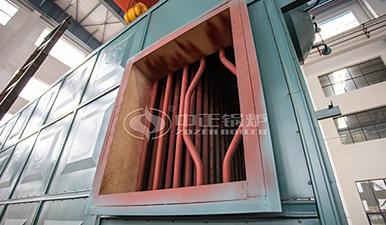 SZS燃气饱和蒸汽锅炉