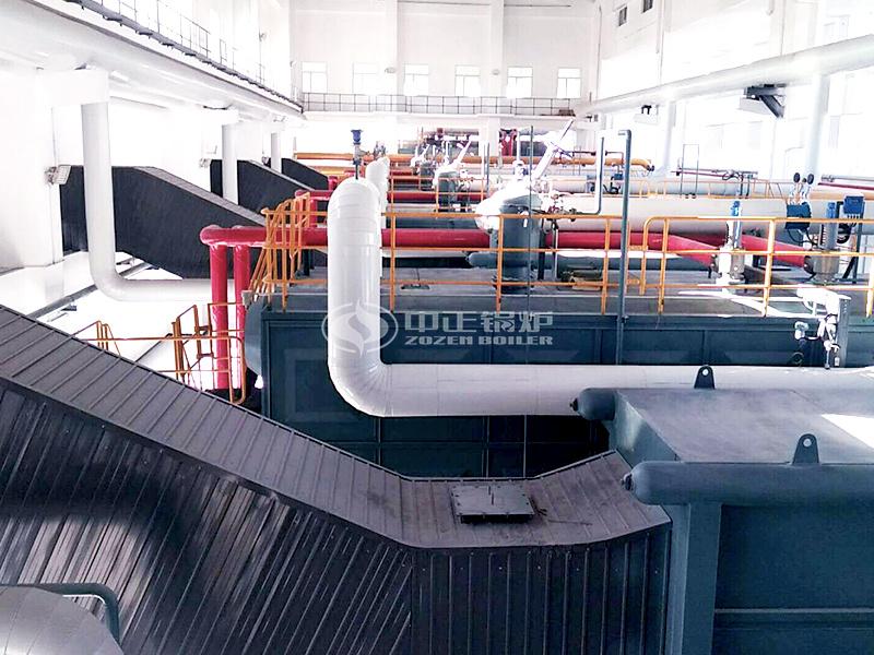 太阳亚洲官方网站 双胞胎饲料SZL系列燃煤、WNS系列燃气锅炉项目展示