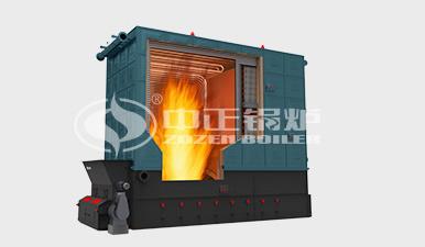 YLW系列燃煤导热油锅炉