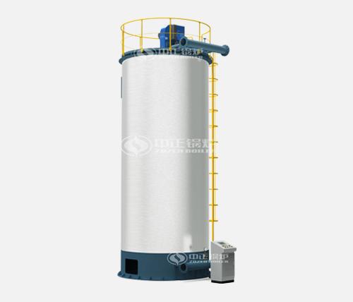 YQL系列燃氣立式導熱油鍋爐