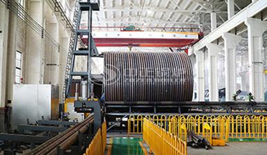 YQW系列燃油燃气导热油锅炉
