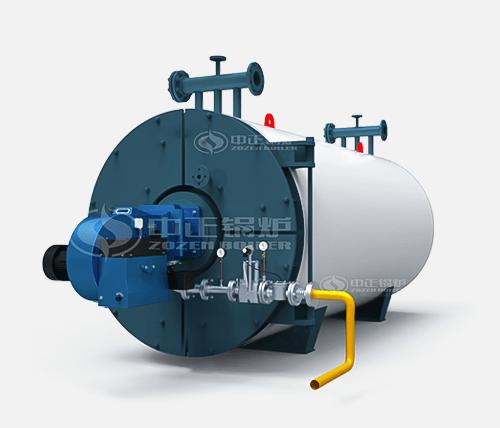 YQW燃氣臥式導熱油鍋爐