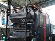 远大电缆4吨DZL系列燃煤蒸汽锅炉项目