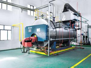 第一五四醫院10噸SZL系列燃煤、8噸WNS系列燃氣蒸汽鍋爐項目