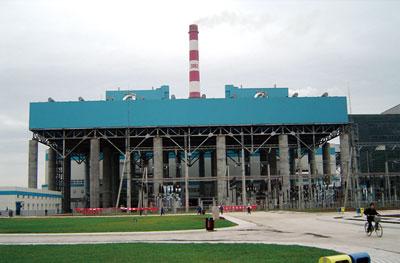 新疆米東熱電廠DG型鍋爐給水泵客戶案例