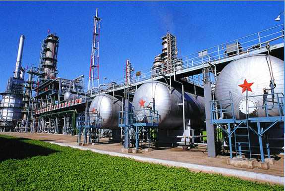 西安石油化工總廠DY型多級離心油泵客戶案例