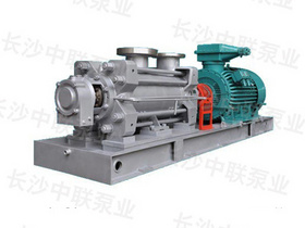 DF(P)型自平衡多级化工泵