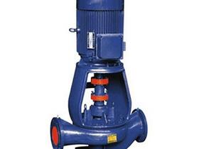 ISGB型立式单级管道离心泵