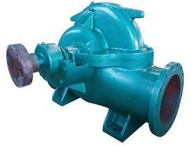 SLA型单级双吸中开泵