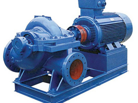 SLZ型单级双吸中开泵