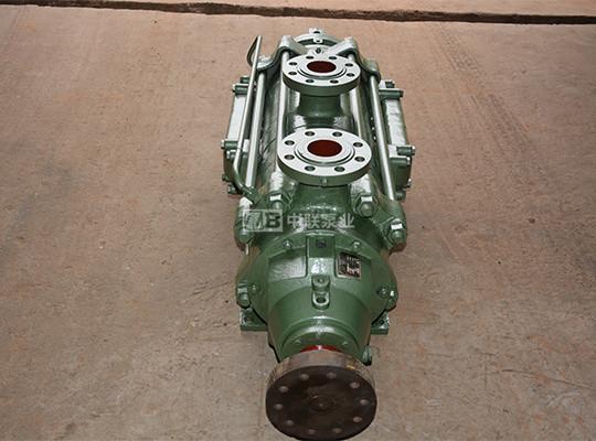 DG(P)型自平衡多级锅炉给水泵