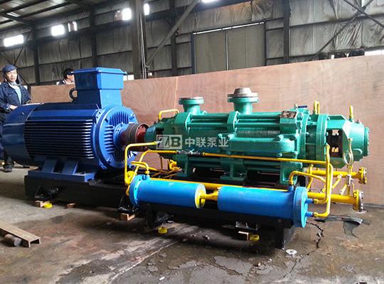 DG(P)型自平衡多级锅炉给水泵带冷却装置