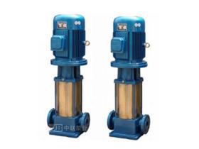 GDL/GDLF型不锈钢立式多级离心泵