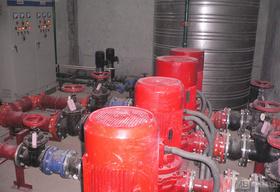 杭州大厦消防增压稳压供水设备