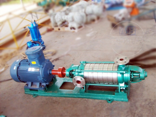 DF型耐腐蚀多级泵